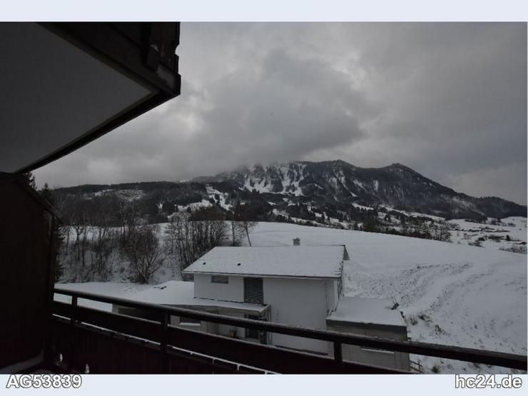 Bild 2: Renov., möbl. Apartment in Rettenberg mit Balkon, frei ab März 2019 in Rettenberg