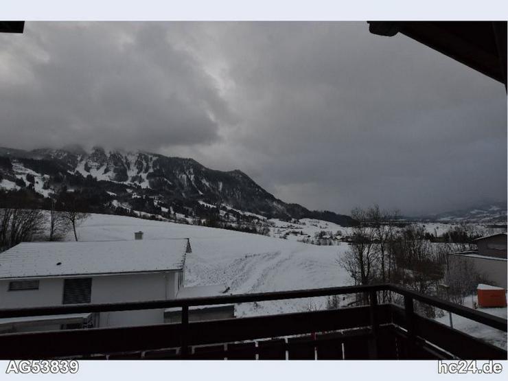 Renov., möbl. Apartment in Rettenberg mit Balkon, frei ab März 2019 in Rettenberg - Wohnen auf Zeit - Bild 1