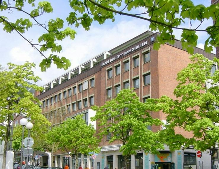 Ideal für Existenzgründer wie Steuerberater o.Ä. - helle, gepflegte Bürofläche direkt... - Gewerbeimmobilie mieten - Bild 1