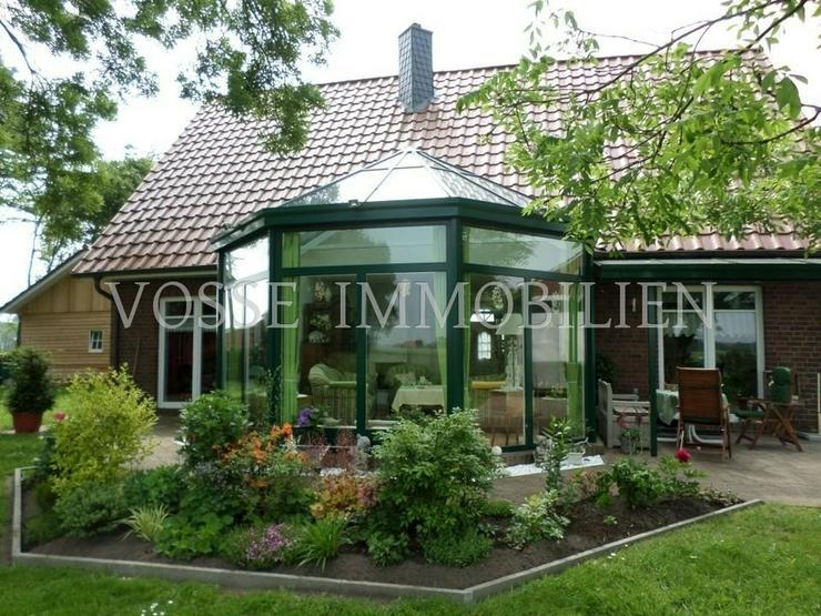 Bild 4: Neuwertiges Dreigiebelhaus in ländlicher Alleinlage nahe Fischerdorf Ditzum