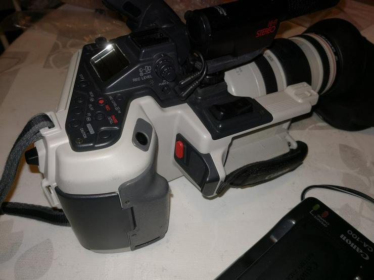 Canon EX1 HI 8 Camcorder Defekt !!!