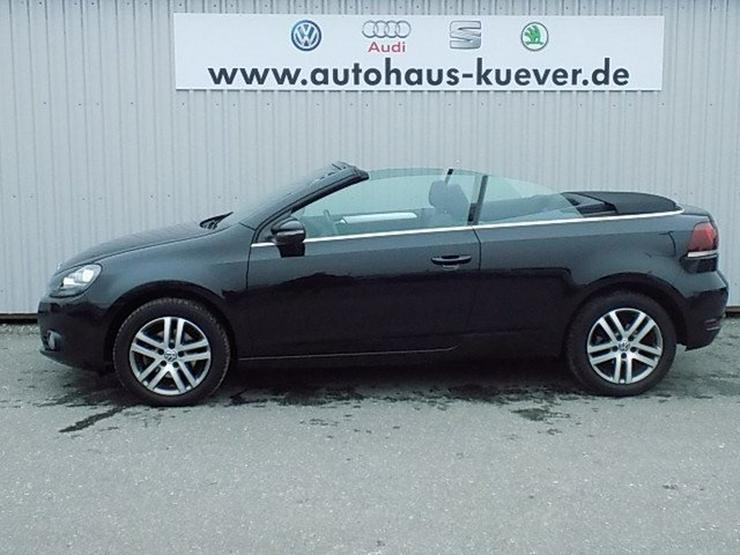 Bild 6: VW Golf Cabriolet 1,6 TDI Navi Sitzheizung Alu16''