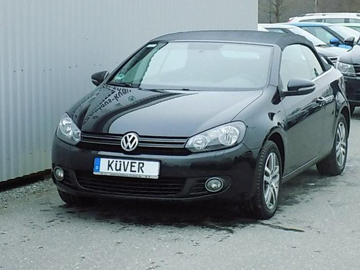 Bild 2: VW Golf Cabriolet 1,6 TDI Navi Sitzheizung Alu16''