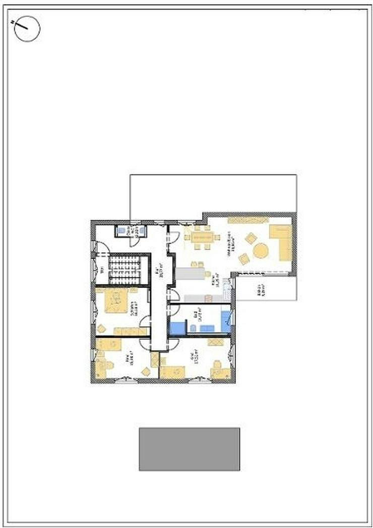 Friedberg ? OT: TOP Neubau ? 2 Häuser ? 6 Wohnungen ? nur noch 4 frei ? schlüs... - Wohnung kaufen - Bild 1