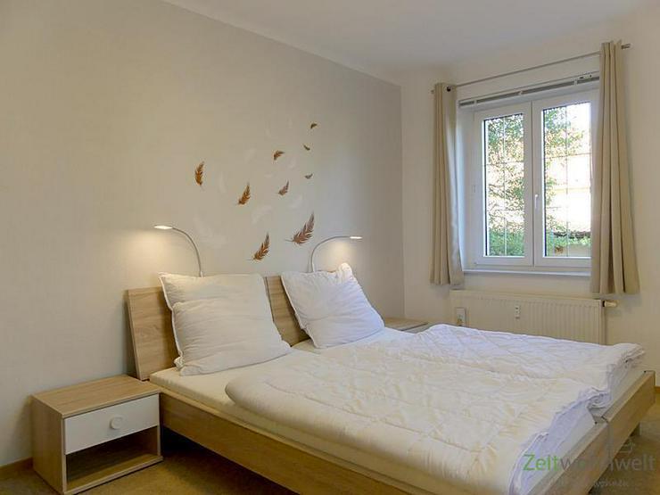 Bild 6: (EF0338_M) Dresden: Klotzsche, TOP-möbliertes Apartment in ruhigem Wohnhaus mit grünem G...