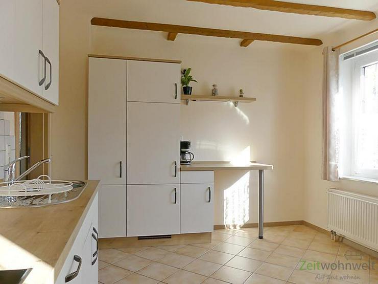 Bild 3: (EF0338_M) Dresden: Klotzsche, TOP-möbliertes Apartment in ruhigem Wohnhaus mit grünem G...