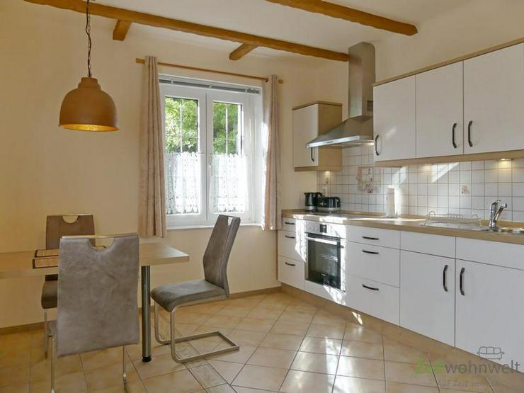 (EF0338_M) Dresden: Klotzsche, TOP-möbliertes Apartment in ruhigem Wohnhaus mit grünem G... - Wohnen auf Zeit - Bild 1