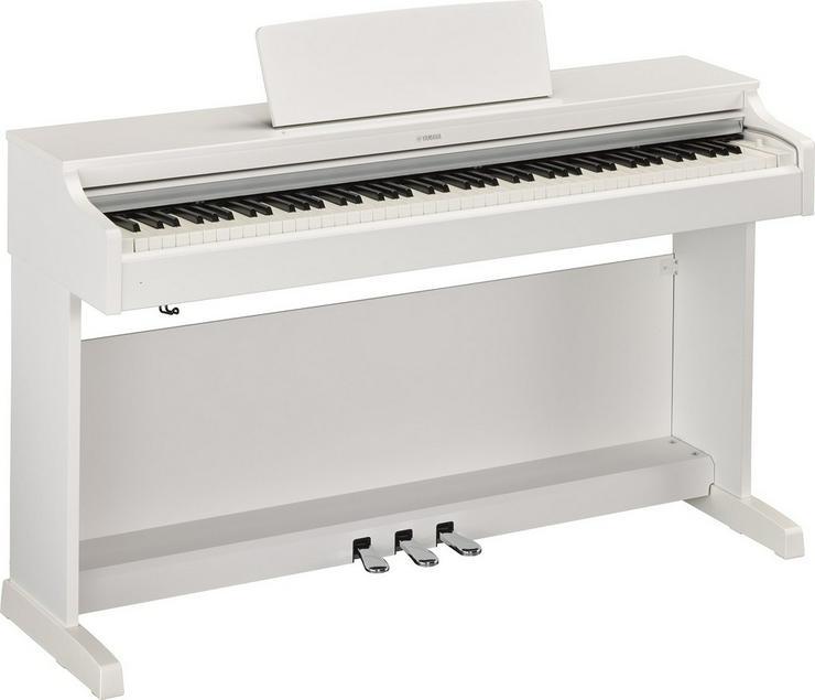 Yamaha Arius Digital Piano YDP 163WH - Weiß