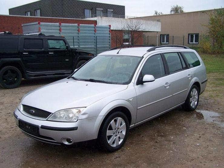 FORD Mondeo 2.0 Turnier TDCi Trend