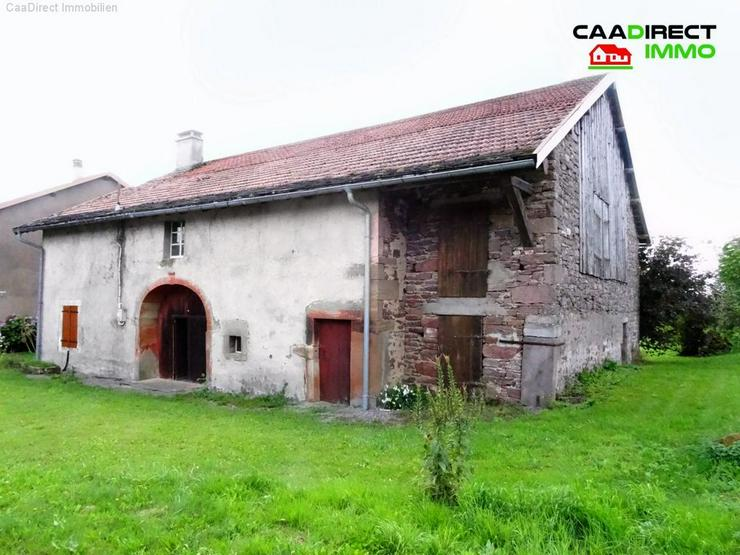 Bild 2: Authentisches Bauernhaus in den Vogesen - 90 km von Basel