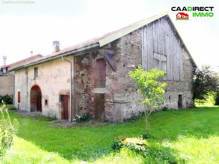 Bild 3: Authentisches Bauernhaus in den Vogesen - 90 km von Basel