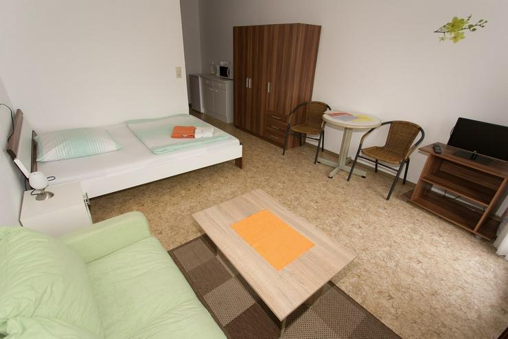 Zentrum löffelfertig Zimmer mit eigenem Balkon