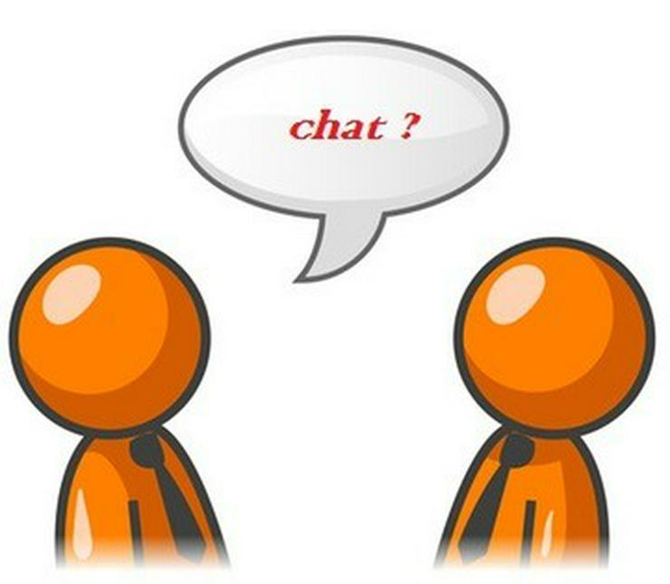 erwachsener Chat 1