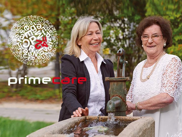 Pflege und Betreuung Zuhause  Ulm  Primecare