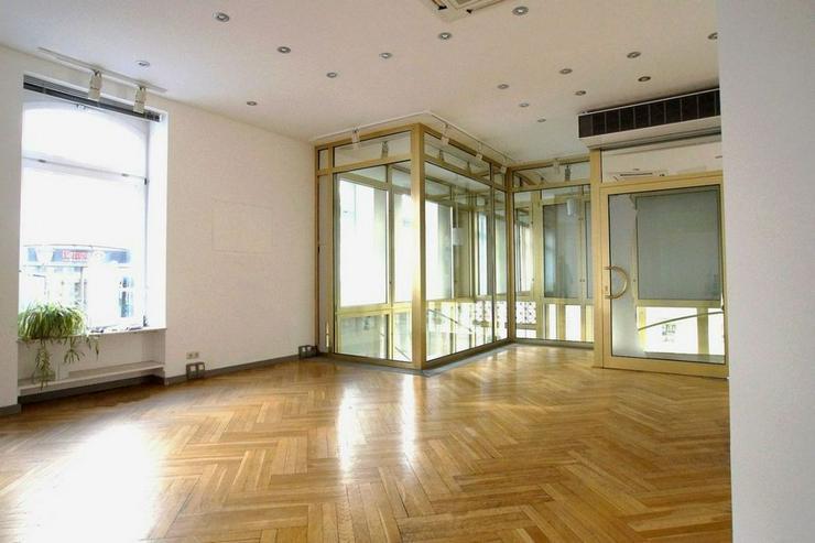 Bild 3: Repräsentative Büro-/Ausstellungsfläche in Top-Lage
