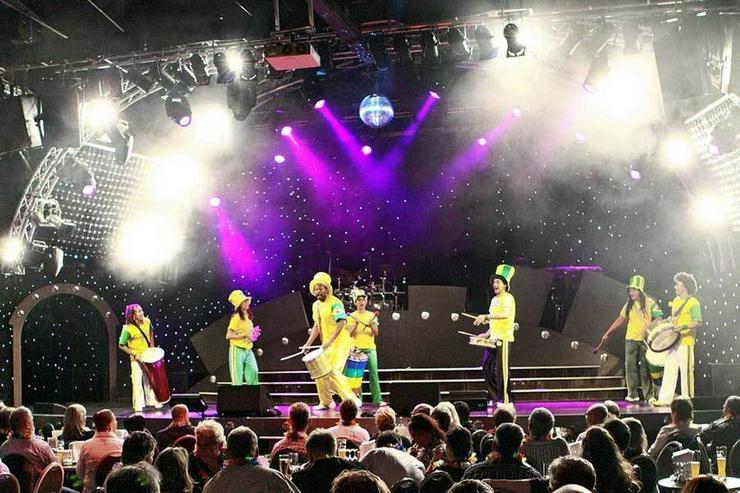 Bild 5: Samba-Tänzerinnen! Copacabana Sambashow Berlin