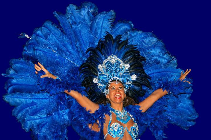 Bild 6: Samba-Tänzerinnen! Copacabana Sambashow Berlin