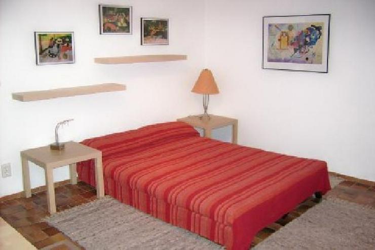 möblierte 1-Zimmer-Wohnung