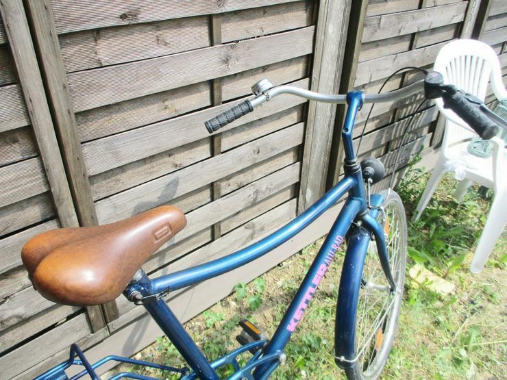 Herrenfahrrad 26 Zoll von Kettler Alurad, - Citybikes, Hollandräder & Cruiser - Bild 1