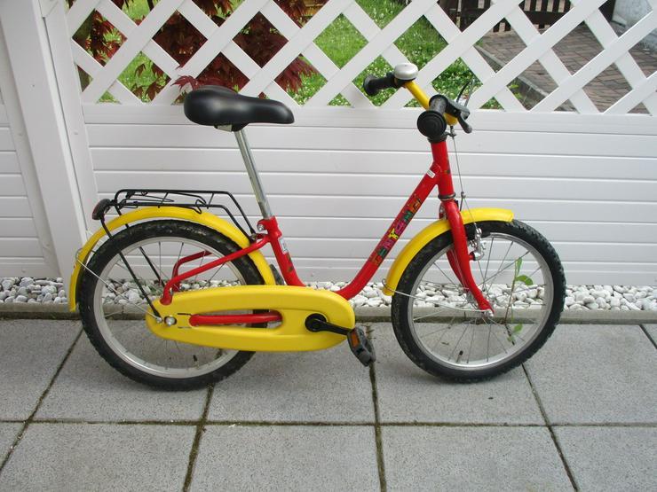 Kinderfahrrad 18 Zoll Centano Versand möglich - Kinderfahrräder - Bild 1