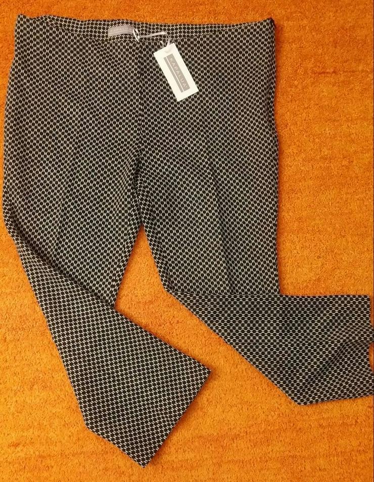 NEU Damen Hose 7/8 Jersey Hose Gr.46 P.79,95#0x - W32-W35 / 44-46 / L - Bild 1