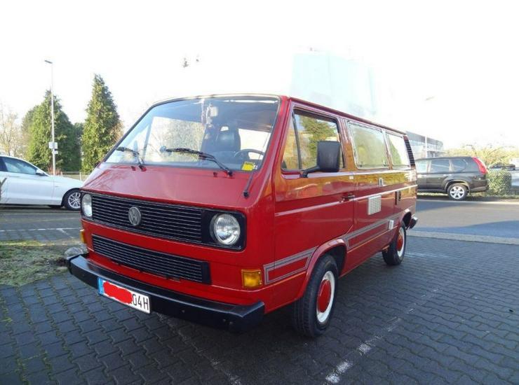 VW T3 Caravelle Westfalia H-Zulassung - T3 - Bild 1