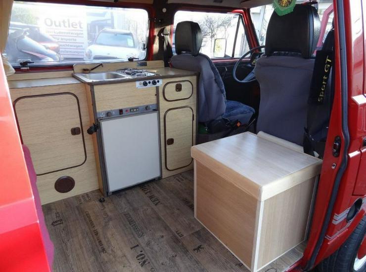 Bild 3: VW T3 Caravelle Westfalia H-Zulassung