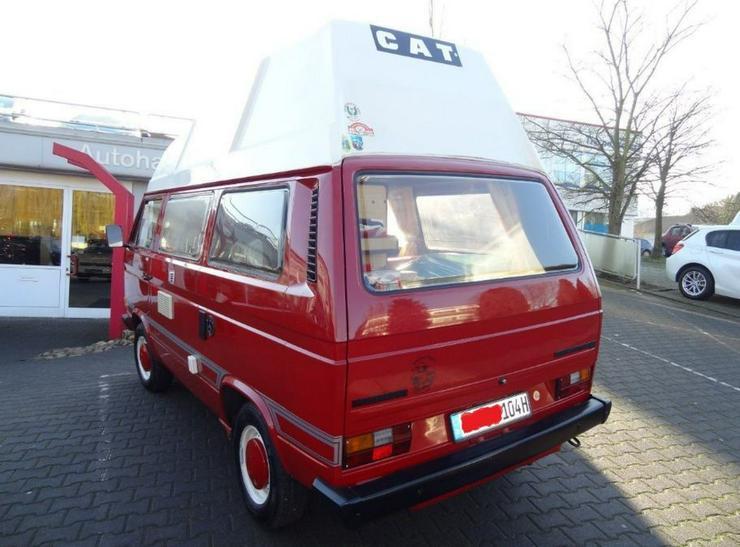 Bild 4: VW T3 Caravelle Westfalia H-Zulassung