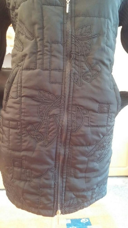 Bild 2: Damen Jacke gesteppt figurbetont Gr. S
