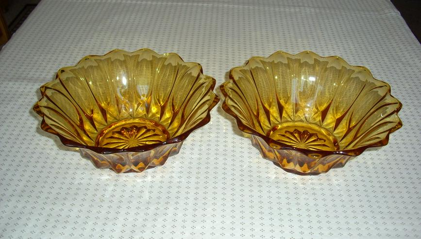 2 Glasschüsseln - Schalen & Schüsseln - Bild 1