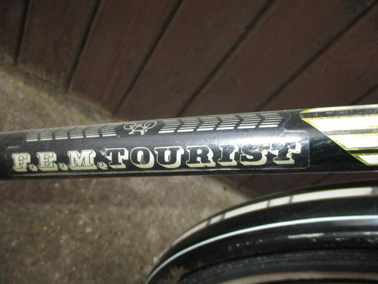 Oldtimerfahrrad zum herrichten Versand mö - Citybikes, Hollandräder & Cruiser - Bild 3