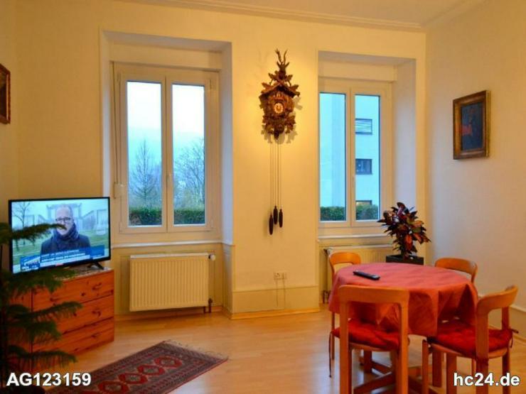 idyllische 3-Zimmerwohnung in Lörrach, zentral - Wohnen auf Zeit - Bild 1