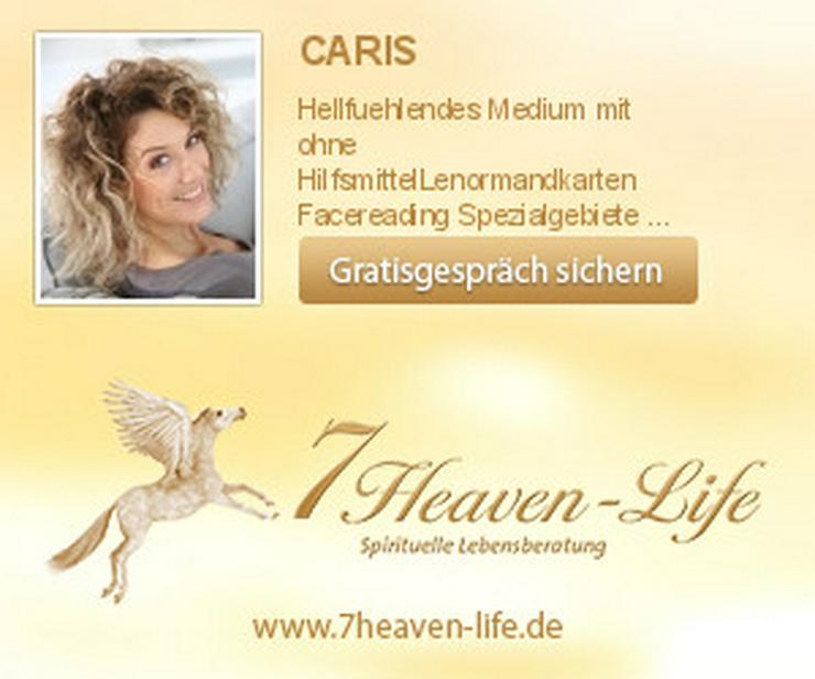 Kartenlegen und Pendel am Telefon-Medium Caris - Lebenshilfe - Bild 1