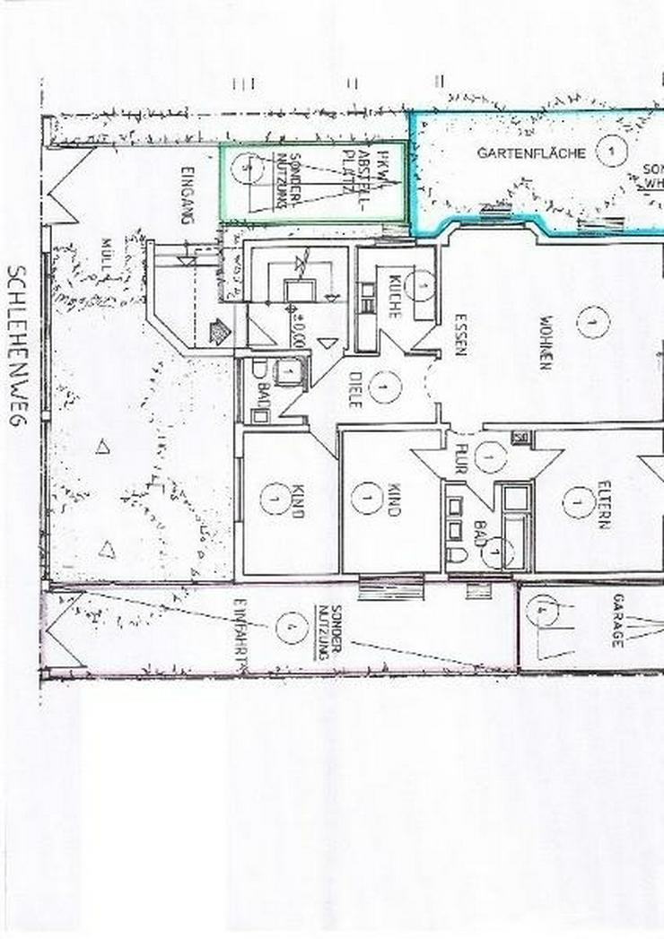 Bild 3: Möbilierte Wohnung 116 qm im Dachgeschoss, mit exklusiver Vollausstattung zu verkaufen
