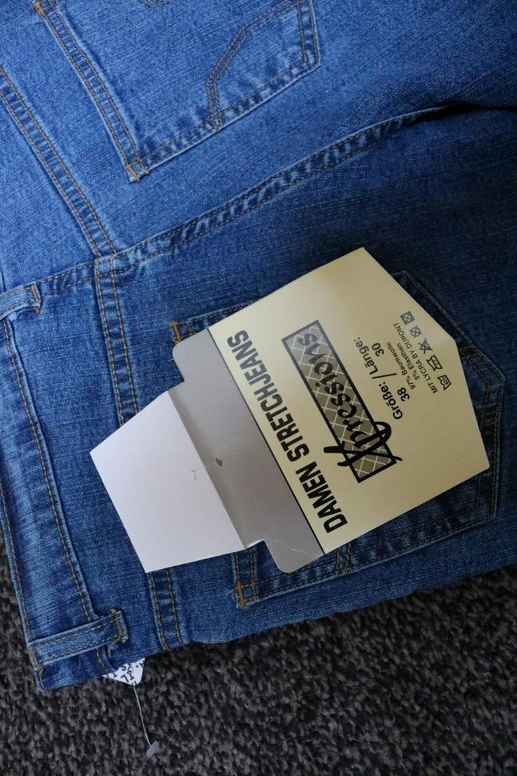 Bild 4: Bootcut-Jeans, NEU, Gr. 38, Xpressions