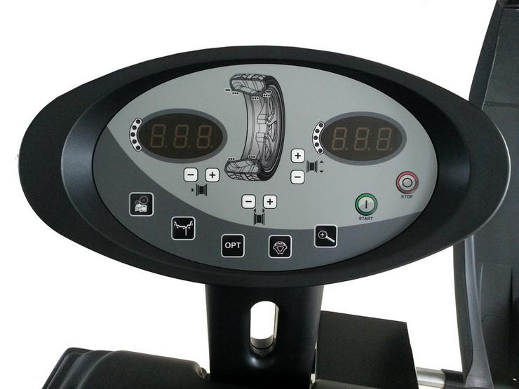 Bild 3: Alwo Reifenwuchtmaschine S300