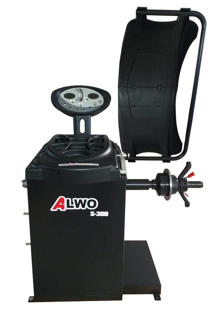 Alwo Reifenwuchtmaschine S300