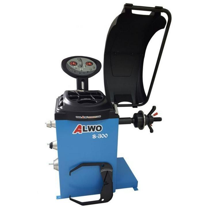 Alwo Reifenwuchtmaschine S300 bis 24 Zoll