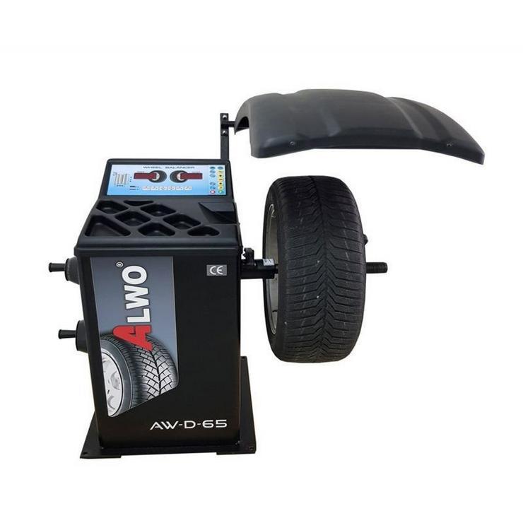 Alwo Reifenwuchtmaschine AW-D-65 bis 24 Zoll