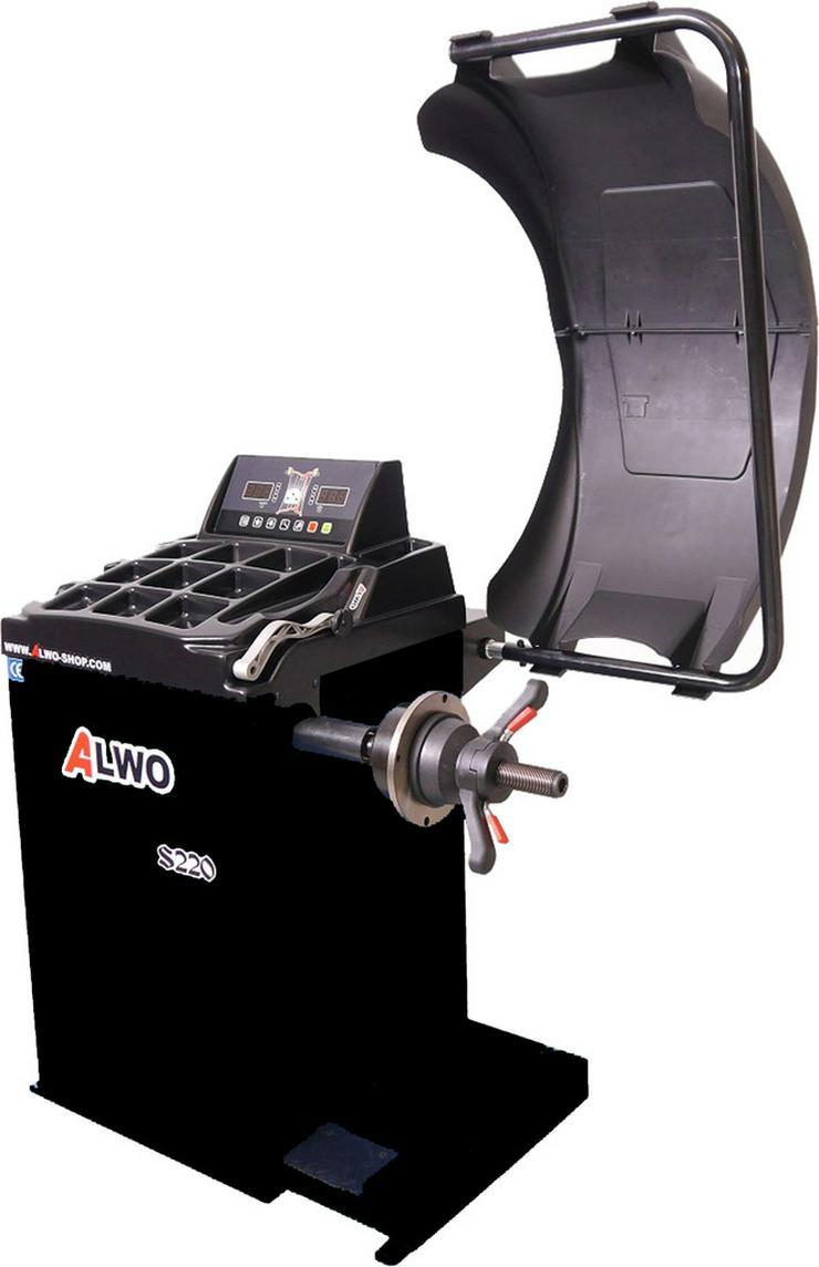 Alwo Reifenwuchtmaschine S220 bis 24 Zoll - Zubehör - Bild 1