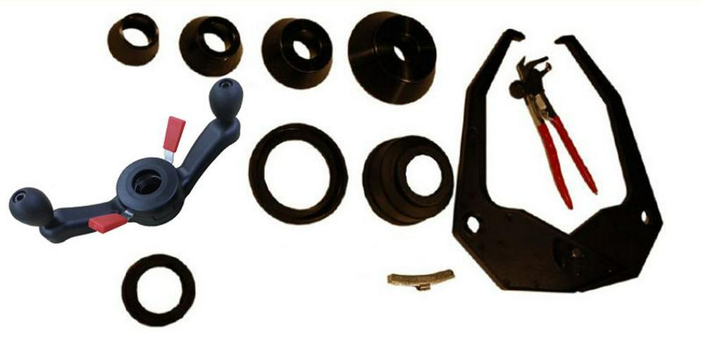 Bild 6: Alwo Reifenwuchtmaschine S100 bis 24 Zoll