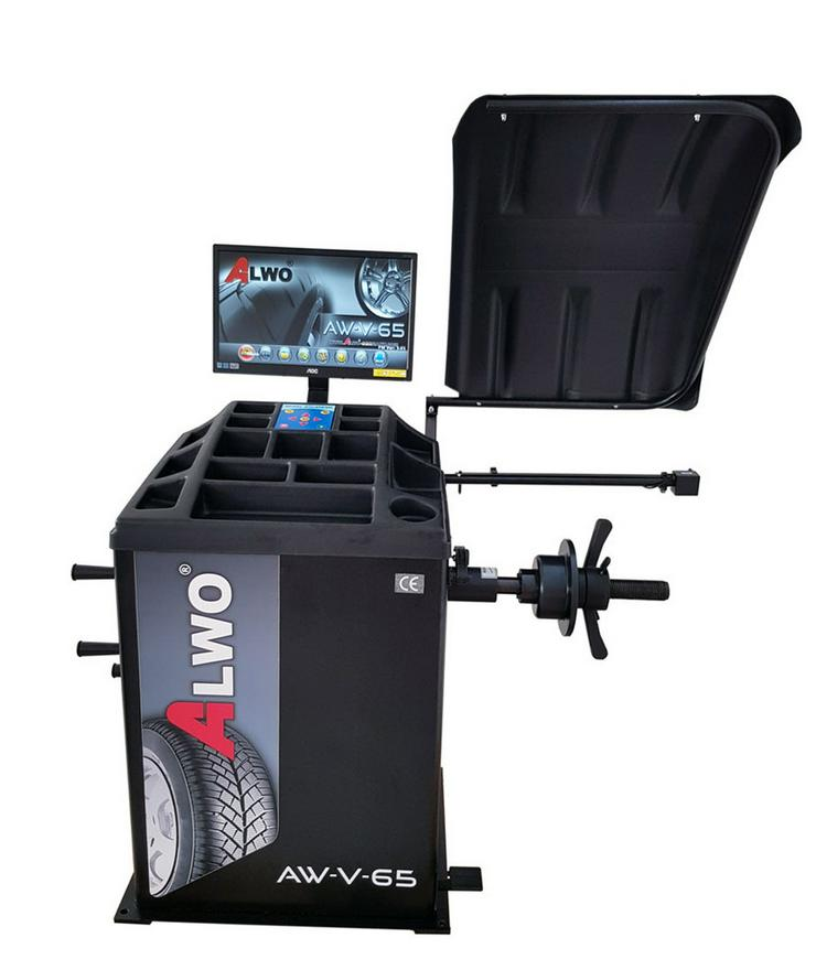 Alwo Reifenwuchtmaschine AW-V-65