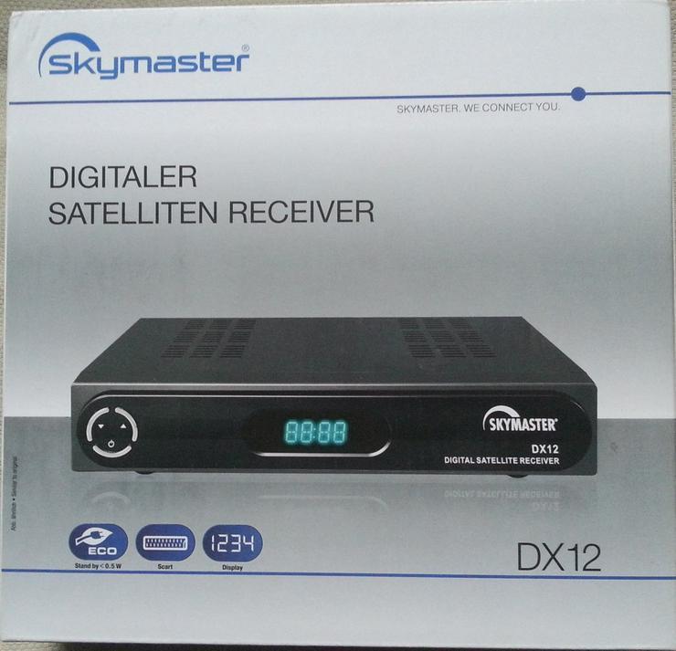 Digitaler Satelliten Receiver