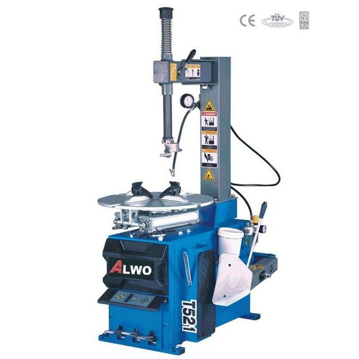 Alwo Reifenmontiergerät Alwo T521 bis 21Zoll - Zubehör - Bild 1