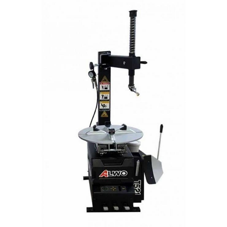 Alwo Reifenmontiermaschine T521 bis 21 Zoll