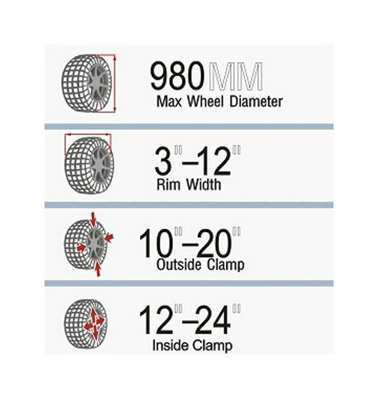 Bild 2: Alwo Reifenmontiermaschine T524 bis 24 Zoll