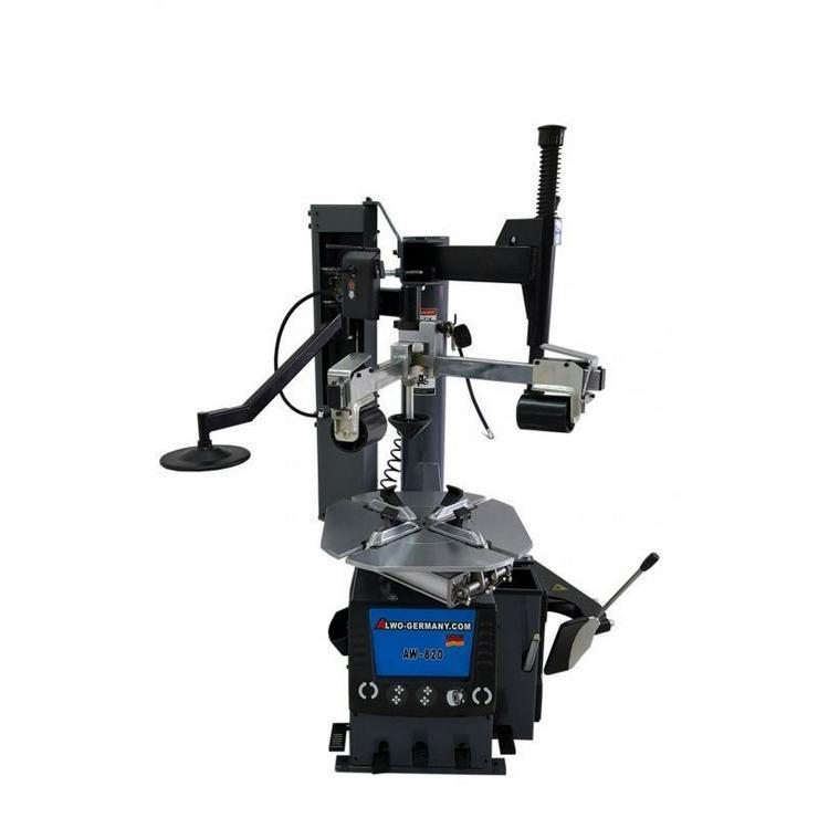 Alwo Montiermaschine AW-820 Hilfsmontagearm