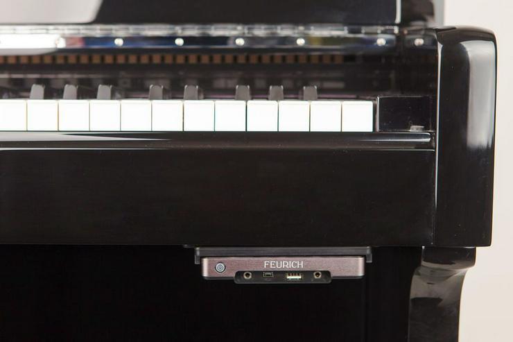 Feurich Silencer System für Klavier/Flügel - Klaviere & Pianos - Bild 1