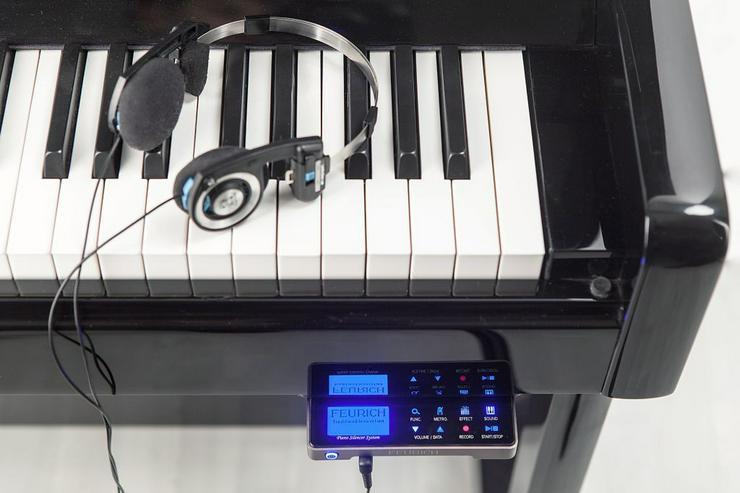 Bild 3: Feurich Silencer System für Klavier/Flügel