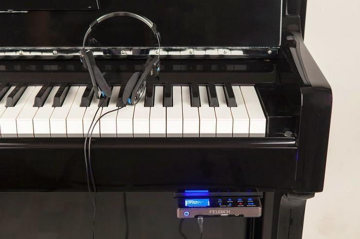 Bild 4: Feurich Silencer System für Klavier/Flügel
